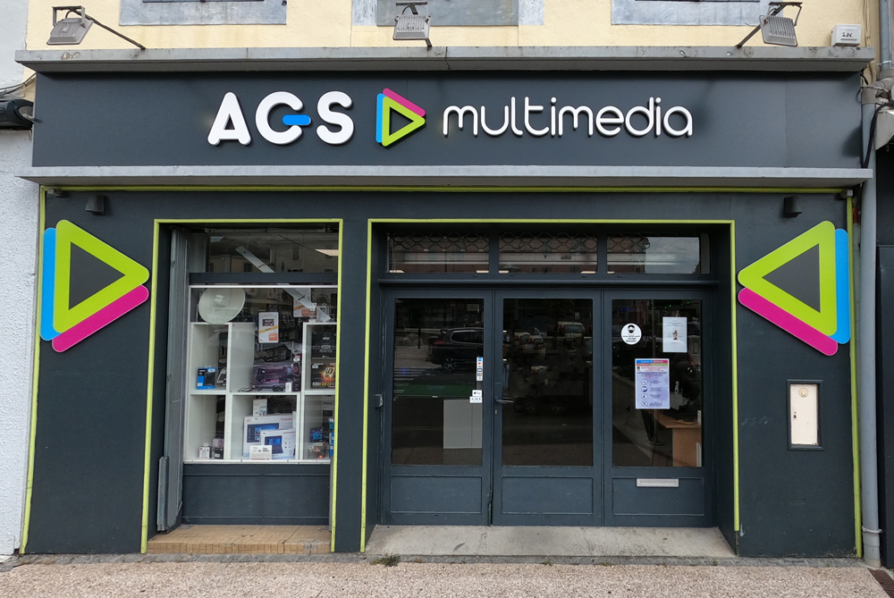 Acs-multimedia-facade